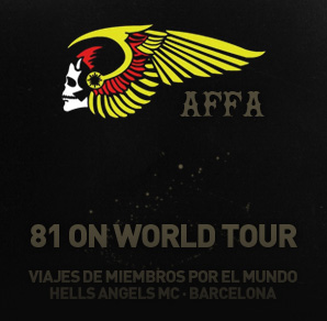 81 ON WORLD TOUR